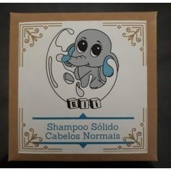 Shampoo Sólido ELI - Cabelos Normais